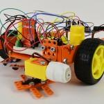 Робот уборщик Эвольвектор